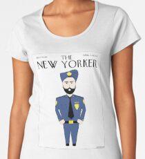 Sikh New Yorker Women's Premium T-Shirt
