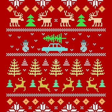 This Is My Ugly Holiday Christmas Funny Sweater Style by portokalis