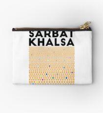 Sarbat Khalsa: Grand Gathering of Sikhs Studio Pouch