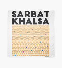 Sarbat Khalsa: Grand Gathering of Sikhs Scarf