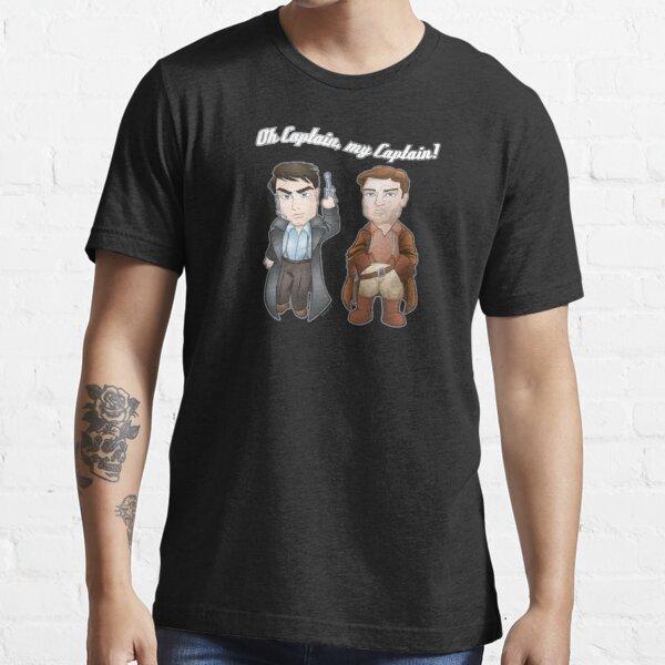 Oh Captain, My Captain! Essential T-Shirt