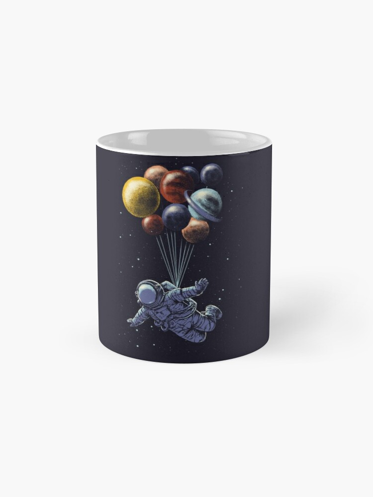 Alternate view of Space Travel Mugs