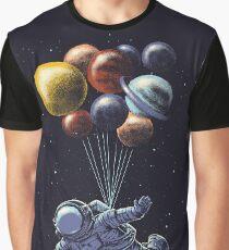 Raumfahrt Grafik T-Shirt