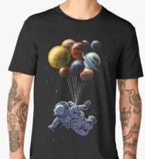 Space Travel Men's Premium T-Shirt