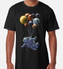 Space Travel Long T-Shirt
