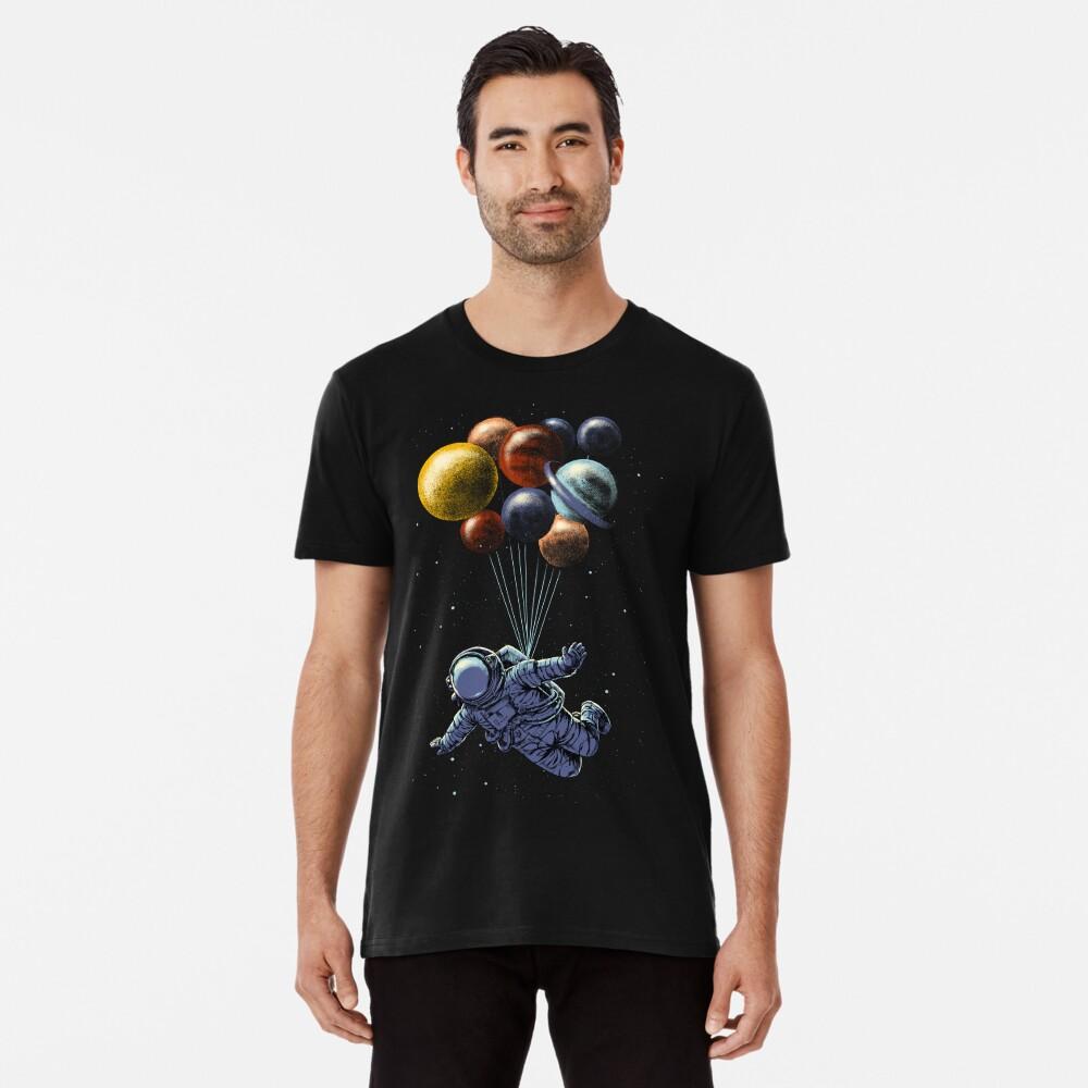 Space Travel Premium T-Shirt