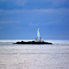 Tuskar Rock Lighthouse by brianboyce50