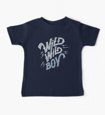 Wild Wild Boy Baby Tee