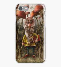 Aalbert Van Edeborg from Mushroom Mountains iPhone Case/Skin
