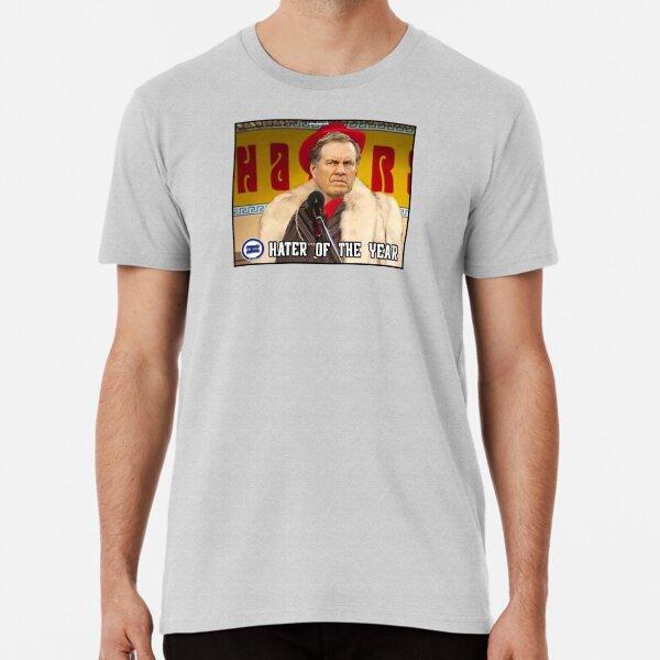 Bill Belichick - Hater of the Year Premium T-Shirt