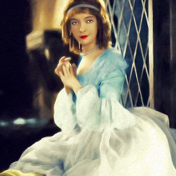 Lillian Gish, Vintage Actress by SerpentFilms