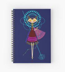 MagicKat Spiral Notebook