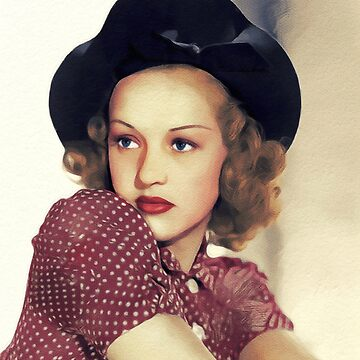 Betty Grable, Vintage Actress by SerpentFilms