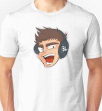 Camiseta ajustada Lazarbeam - Fan Art Graphic