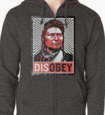 Chief Joseph Disobey Zipped Hoodie