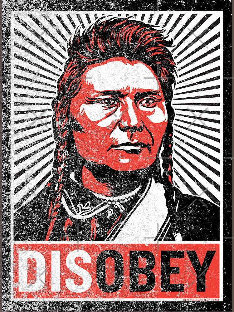 Chief Joseph Disobey | Unisex T-Shirt