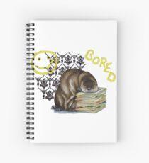 BORED! Spiral Notebook