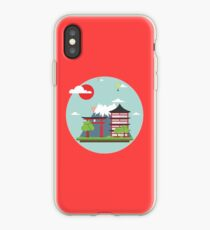 Cultura china iPhone Case
