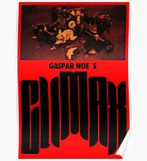 Póster Climax - Gaspar Noe