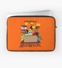 Chao Black Market Laptop Sleeve