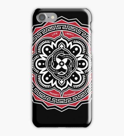Non-Aggression Axiom iPhone Case/Skin