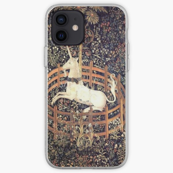 Unicorn In Captivity  iPhone Soft Case