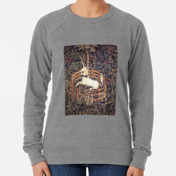 Unicorn In Captivity  Lightweight Sweatshirt