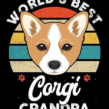 World's Best Corgi Grandpa by MikeMcGreg