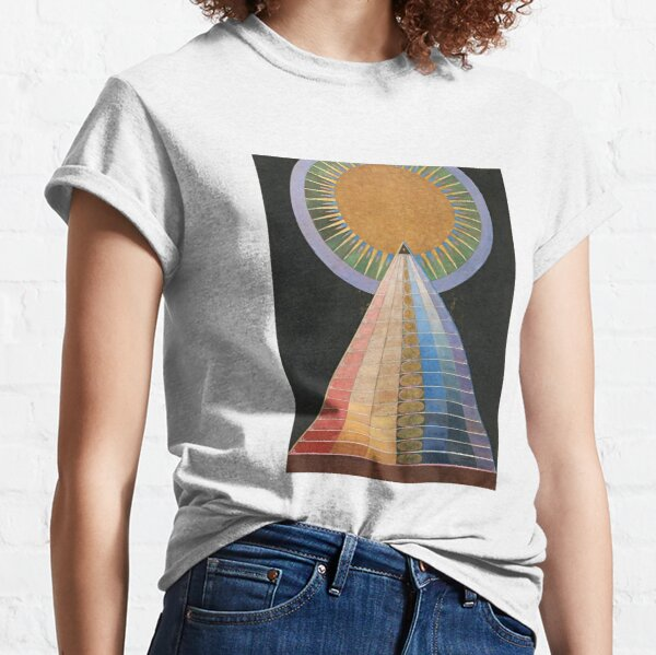 Altarpiece No 1 Group X Hilma Af Klint  Classic T-Shirt