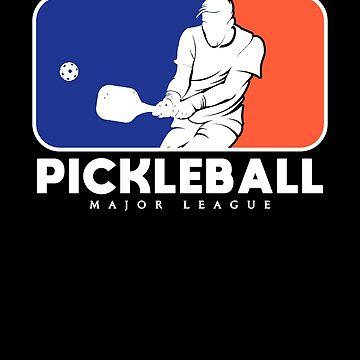 Major Pickleball League by MikeMcGreg