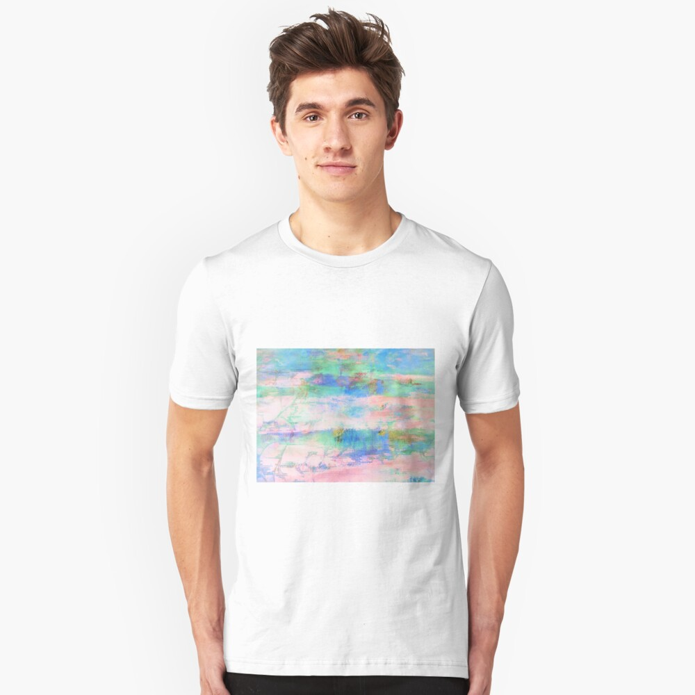 Inverted Colour Attack Unisex T-Shirt Front