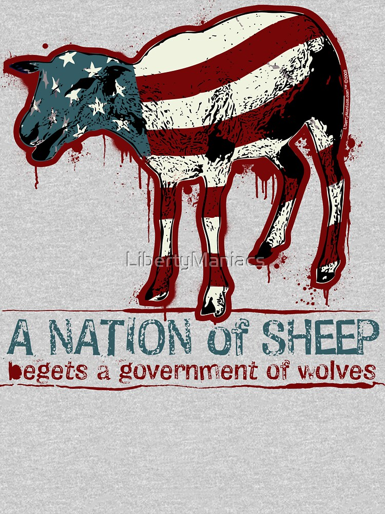 A Nation of Sheep | Unisex T-Shirt