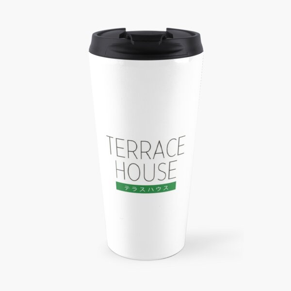 Terrace House logo Travel Mug