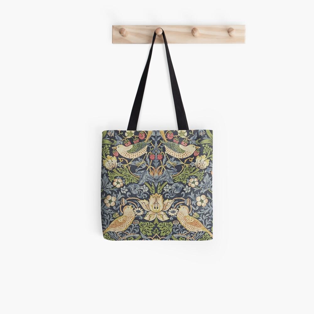 William Morris Strawberry Thief Original  Tote Bag