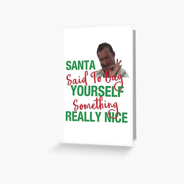 Something really nice Greeting Card