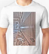 Communal wash basins. T-Shirt