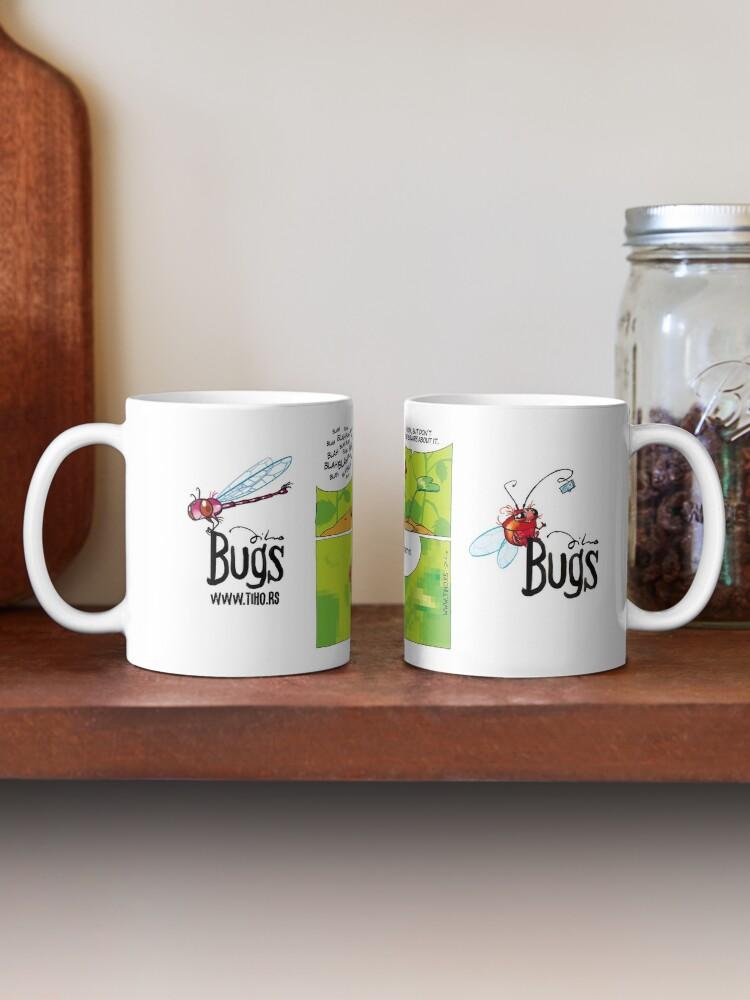 "Alternate view of ""Bugs"" by Tiho Mug"
