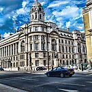 Whitehall Horse Guards London by santoshputhran