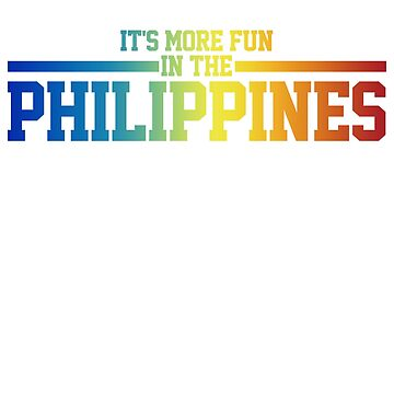 Philippines fun rainbow by 4tomic