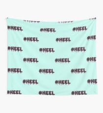 #HEEL - Pastel B Wall Tapestry