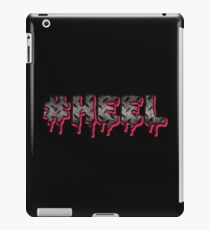 #HEEL - Metal iPad Case/Skin