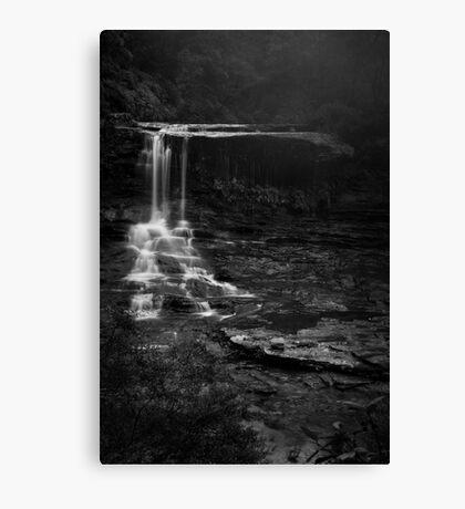 Weeping Rock, Wentworth Falls Canvas Print
