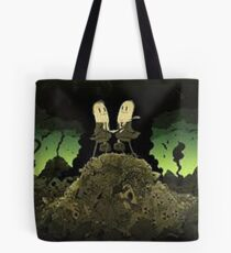 The Human Consequences Tote Bag