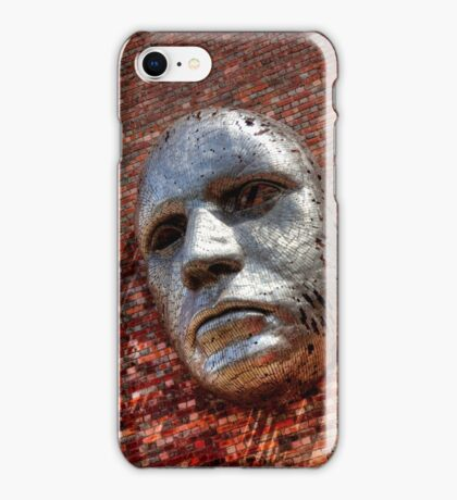 Metal Head iPhone Case/Skin