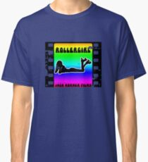Rollergirl - Boogie Nights Classic T-Shirt