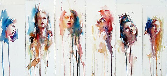 The Changing Face of Now No.2 by Nina Smart