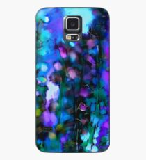 Abstract Art Floral Case/Skin for Samsung Galaxy