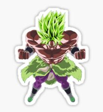 Broly Full Power Sticker