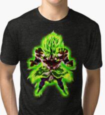 Broly Full Power Tri-blend T-Shirt