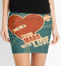 Minifalda Desde Marte con amor